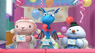 Lambie, stuffy and chilly hold up boppy's invitations