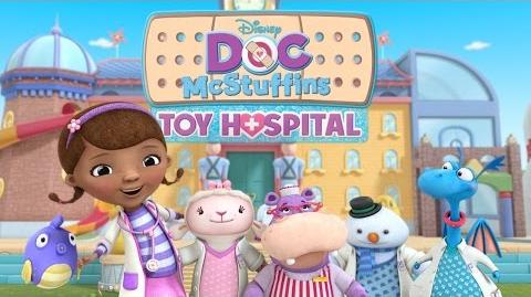 Theme Song Doc McStuffins Toy Hospital Disney Junior-0
