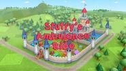 Stuffy's ambulance ride title