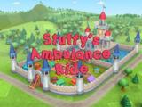 Stuffy's Ambulance Ride