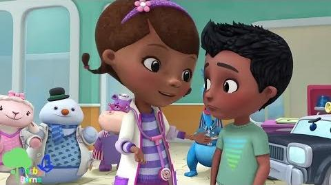 Doc McStuffins Toy Hospital The Hero Inside - Song Music Video