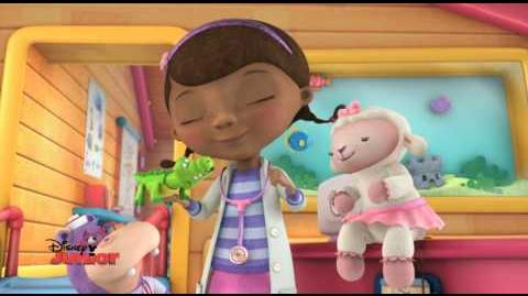 Doc McStuffins - 'Be Good To Your Tummy'