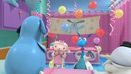 Boppy's birthday banner