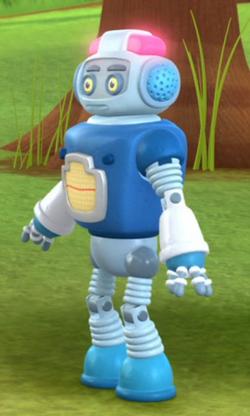 Robot Ray