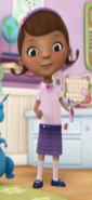 Doc McStuffins' School Uniform
