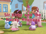 Sir Kirby and the Plucky Princess