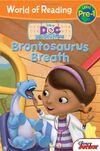Brontosaurus Breath Book