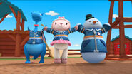 Stuffy, lambie and chilly 2