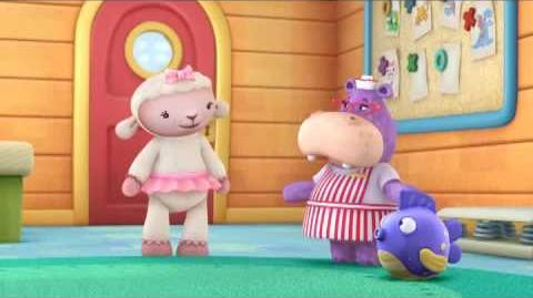 Doc Mcstuffins Hallie Have you heard song