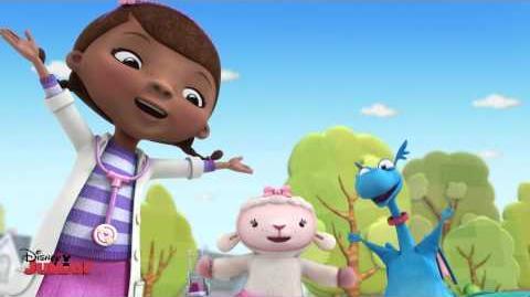 """Definitely, Positively"" Song Doc McStuffins Disney Junior UK"