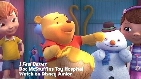 Feel Better Music Video Doc McStuffins Disney Junior-0