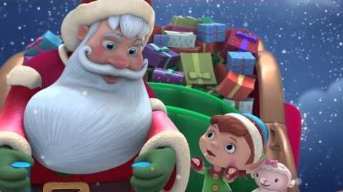 """A Very McStuffins Christmas"" Song Doc McStuffins Disney Junior UK"