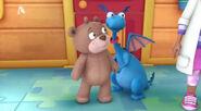 Stuffy and teddy b2