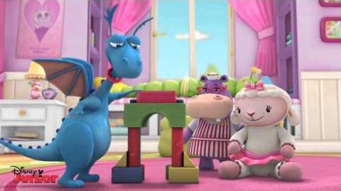 """Lamb In A Jam"" Song Doc McStuffins Disney Junior UK"