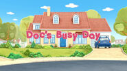 Doc's Busy Day