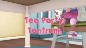 Tea Party Tantrum