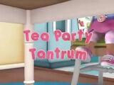 Tea Party Tantrum