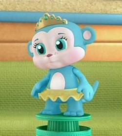 Bubble Monkey