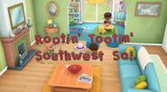 Rootin' Tootin' Southwest Sal