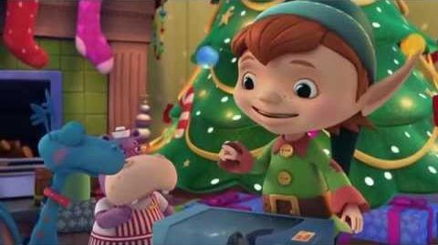 """Nothing Is Better"" Christmas Song Doc McStuffins Disney Junior UK"