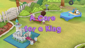 Cure 4 a King