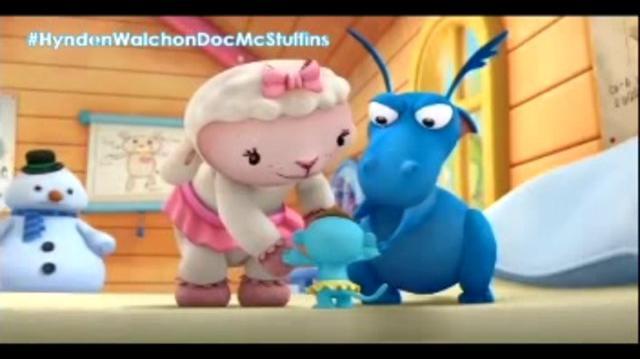 Doc McStuffins - Bubble Monkey, Blow Your Nose! (S2 EP9b) (Part 3 5)