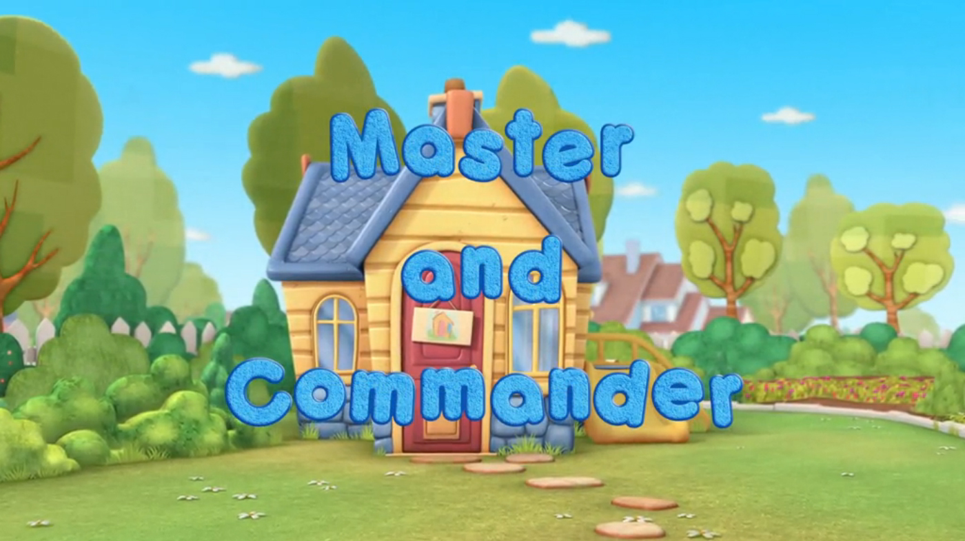 Master And Commander Doc Mcstuffins Wiki Fandom Powered By Wikia