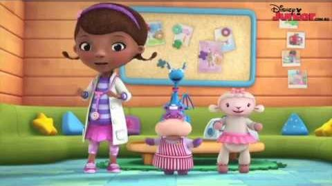 Doc McStuffins - Music Time A Whole Lot More to Adore - Disney Junior Official