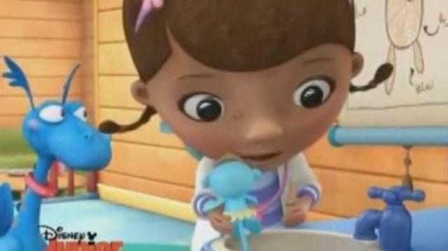 Doc McStuffins - Bubble Monkey (S1 EP14b) (Part 4 5)