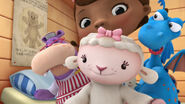 Doc, lambie, stuffy and hallie2