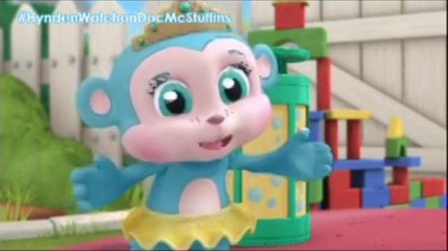 Doc McStuffins - Bubble Monkey, Blow Your Nose! (S2 EP9b) (Part 2 5)