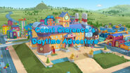 Count clarence's daytime adventure title