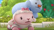 Lambie and chilly see creepy cuddly charlie