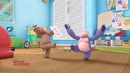 Teddy b and gloria dancing