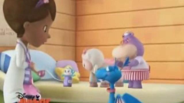 Doc McStuffins - Bubble Monkey (S1 EP14b) (Part 2 5)