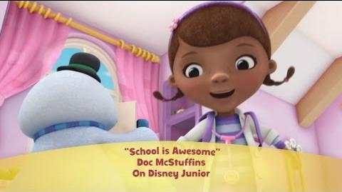 Doc McStuffins - Song School is Awesome - Disney Junior Official