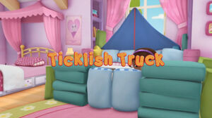Ticklish Truck