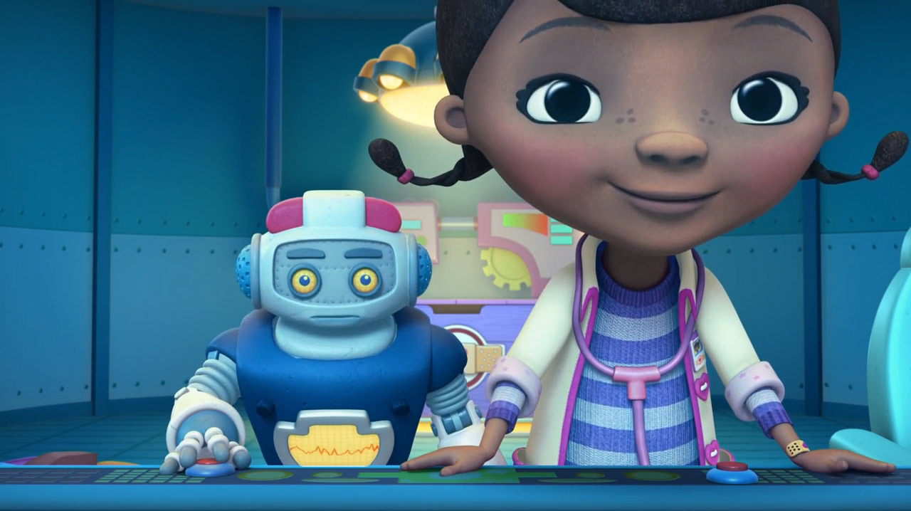 Image Doc And Robot Ray 2 Jpg Doc Mcstuffins Wiki