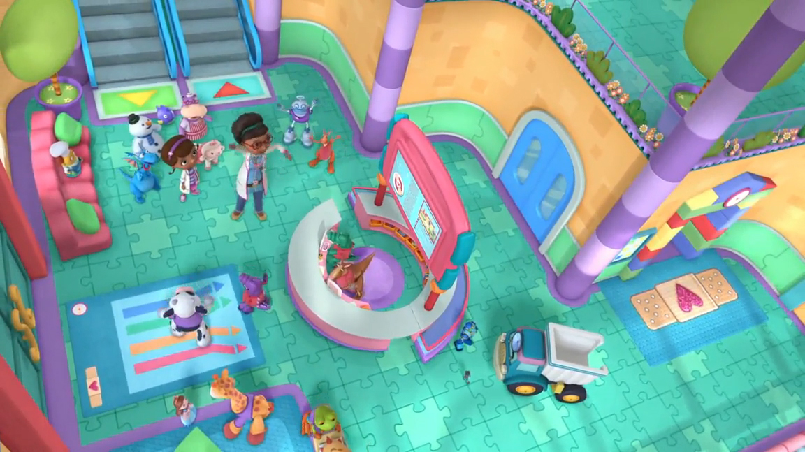 Welcome To The Hospital Doc Mcstuffins Wiki Fandom Powered By Wikia
