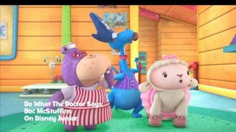 Doc McStuffins - 'Do What The Doctor Says' - Music Video