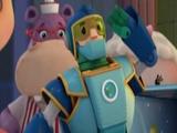 Commander Crush (Blue)