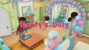 Hooty's Duty
