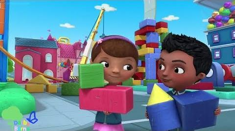 Doc McStuffins Toy Hospital We'll Put it Back Together - Song Music Video