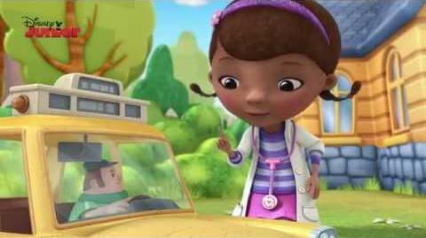 """""""Keep Your Eyes on the Road"""" Song Doc McStuffins Disney Junior UK"""