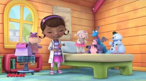 """""""You Crack Me Up"""" Song Doc McStuffins Disney Junior UK"""