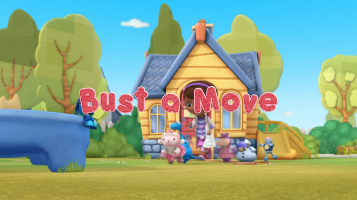 Bust A Move Doc Mcstuffins Wiki Fandom Powered By Wikia