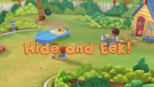 Hide and Eek!