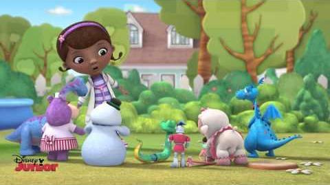 """Treat It Like A Treat"" Song Doc McStuffins Disney Junior UK"