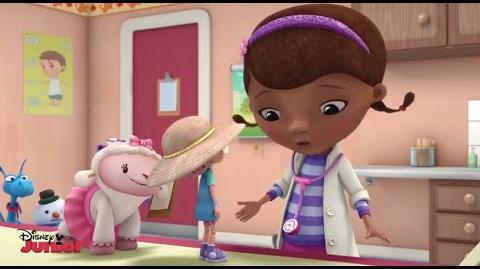 """Take Your Doc To Work Day"" Song Doc McStuffins Disney Junior UK"