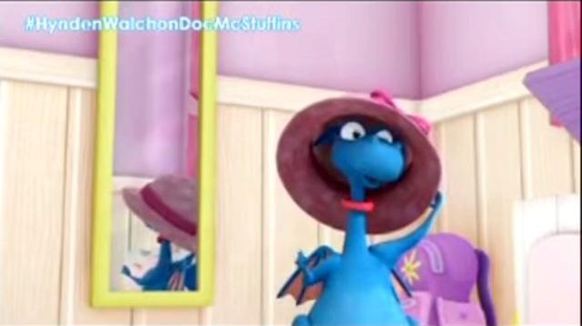 Doc McStuffins - Bubble Monkey, Blow Your Nose! (S2 EP9b) (Part 1 5)